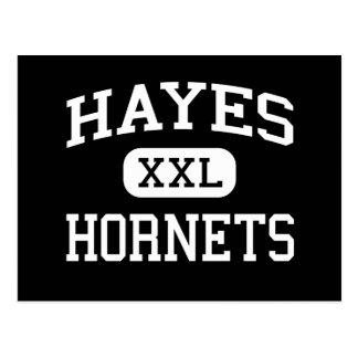 Hayes - bålgetingar - junior - Sanktt Albans Vykort