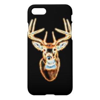 Head energiande för hjort iPhone 7 skal