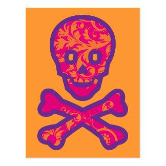 Head lilor för Tapestry Vykort