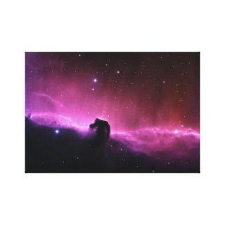 Head Nebula för häst Canvastryck
