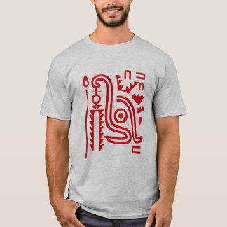 Head symbol för Maya T-shirts