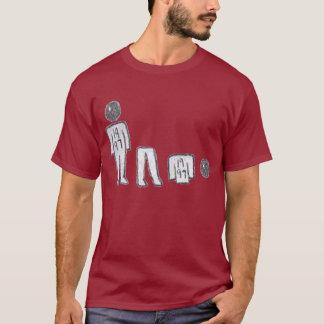 Head teckning 1997 t shirts
