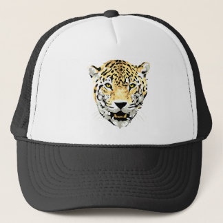 Head teckning för Cheetah Keps