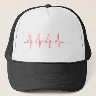 heartmonitoren fodrar truckerkeps