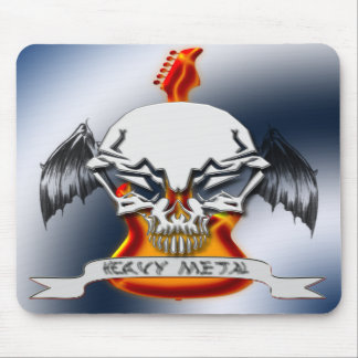 Heavy metal musmatta