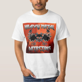 heavy metal som avkänner manar t-skjorta t shirts