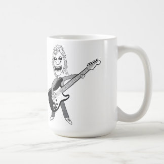 Heavy metalgalningmugg kaffemugg