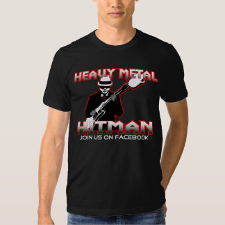 Heavy metalHiyman skjorta T Shirts