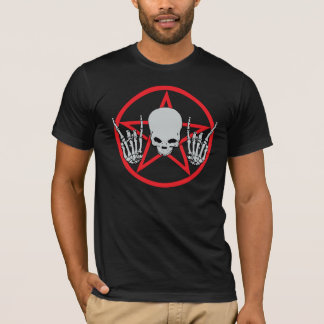 Heavy metalPentagramskjorta T Shirt