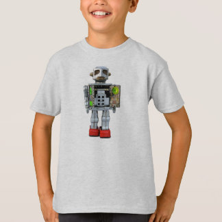 HEAVY METALROBOT - ungeT-tröja T-shirt