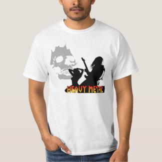 Heavy metalskjorta t-shirt