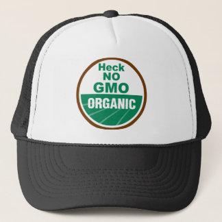 Heck ingen GMO Orgainc Truckerkeps