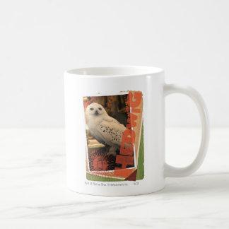 Hedwig 1 vit mugg