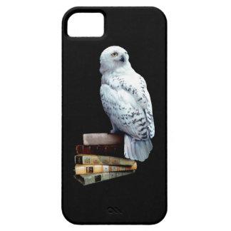 Hedwig på bokar iPhone 5 Case-Mate skydd
