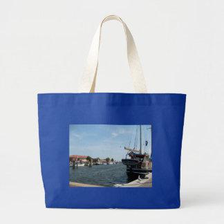 Heiligenhafen Tyskland Tygkassar