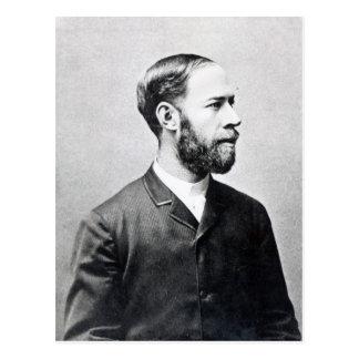 Heinrich Rudolph Hertz Vykort