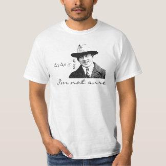 Heisenberg osäkerhet t-shirt