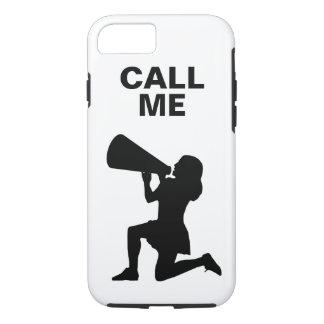 Hejaklacksledare med fodral för megafoniPhone 7