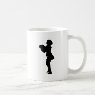 HejaklacksledareSilhouette Kaffemugg