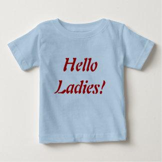 Hejdamer!  pojke t-shirts