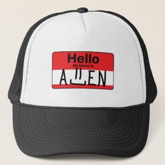 Hejen mitt namn är Allen Keps