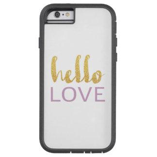 Hejer älskar fodral för mobiltelefon 01 tough xtreme iPhone 6 fodral