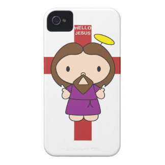 Hejer Jesus iPhone 4 Hud