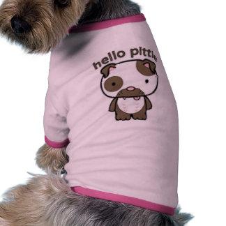 Hejer Pittie Hund Kläder