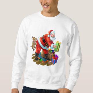 hejer Santa Sweatshirt