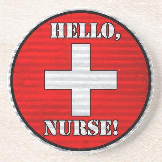 Hejer sjuksköterska! Kustfartyg Underlägg