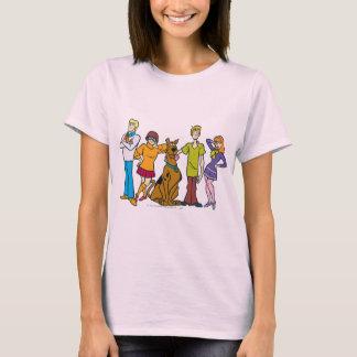 Hel gåta Inc för liga 14 T-shirt