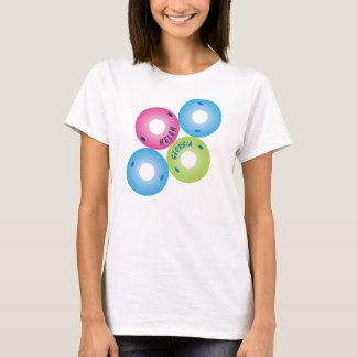 Helen Georgia rörskjorta Tee Shirts