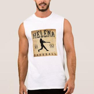 Helena Montana baseball 1892 Ärmlös T-shirt