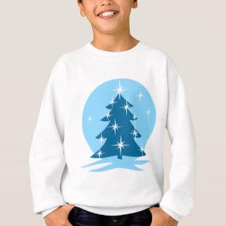 Helgdag för klassiker för tröja för barnblåttjul