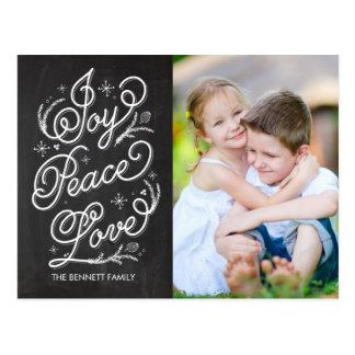 Helgdag som märker vykortet för helgdagfotokort vykort