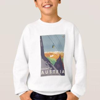 Helgdagar i Österrike bergvintage resor T Shirt