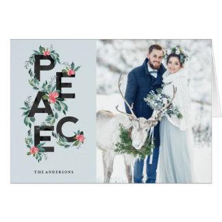 Helgdagbär Julhälsningar kortet Hälsningskort