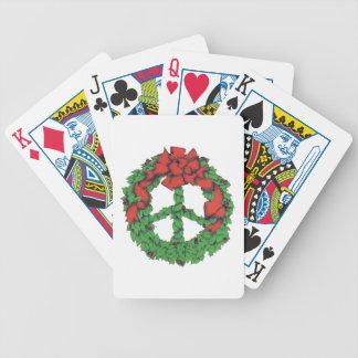 Helgdagfredkran Spelkort