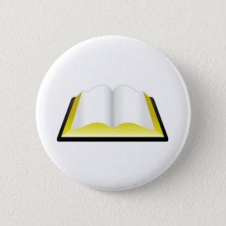 Helig bibel standard knapp rund 5.7 cm