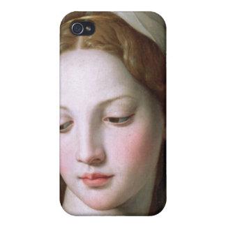 Helig familj med St Anne och det begynna Stet John iPhone 4 Cover