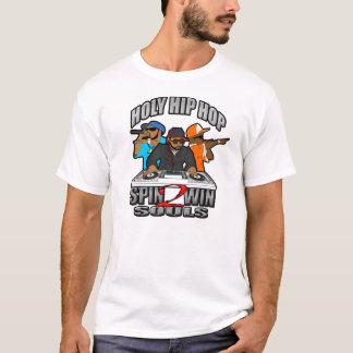 Helig hip hop: SegerSouls för snurrande 2 T-shirts
