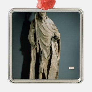 Helig romersk kejsare för Charles dropp Julgransprydnad Metall