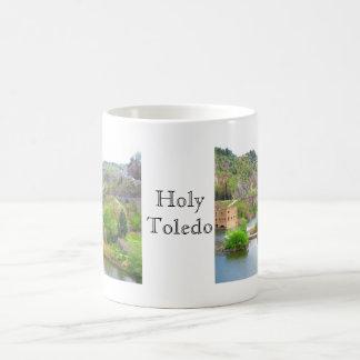 Heliga Toledo, Spanien Kaffemugg