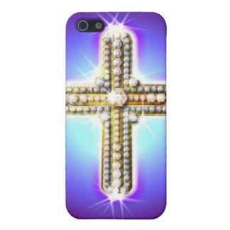 Heligt fodral för Speck för Bling argt iPhone 4 iPhone 5 Cover