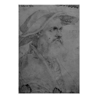 Helius Eobanus Hessus, 1526 Poster