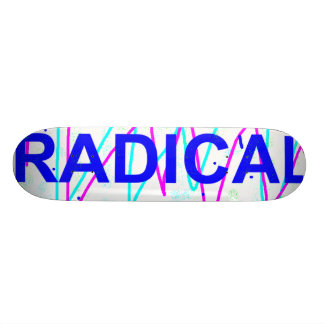 Hella RAD Mini Skateboard Bräda 18,5 Cm