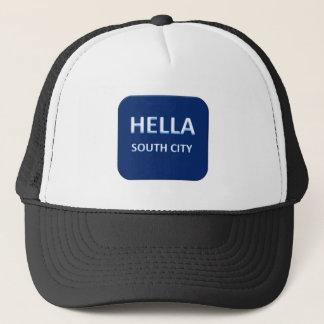 Hella södra stad truckerkeps
