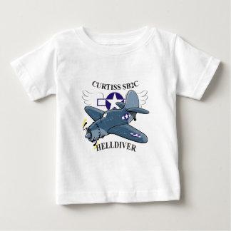 helldiver för curtiss sb2c tshirts