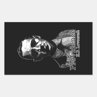 Hellhoundfasa H.P. Lovecraft Klistermärke