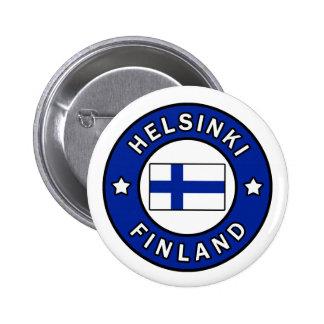 Helsingfors Finland knäppas Standard Knapp Rund 5.7 Cm
